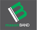 Picture of Mason Band Car Decal