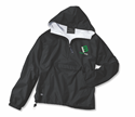 Picture of Mason Band 1/4 Zip Charles River Lined Jacket