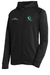 Picture of Mason Band Men's Sport Tek Full Zip Fleece Hooded Jacket