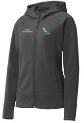 Picture of Mason Band Women's Sport Tek Full Zip Fleece Hooded Jacket