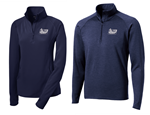 Picture of TOPSoccer Sportwick  1/4 Zip Pullover