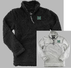 Picture of Girls MHS LAX Sherpa Pullover