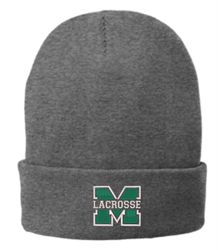 Picture of Girls MHS Lax Fleece Lined Knit Cap