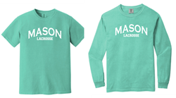 Picture of Girls MHS LAX Comfort Color Short or Long Sleeve T